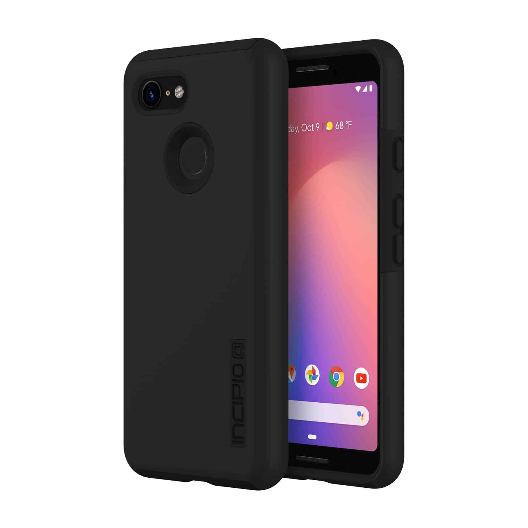 Incipio GooglePixel3 DualPro Black