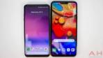 LG V40 ThinQ AH NS V30 Compare 04