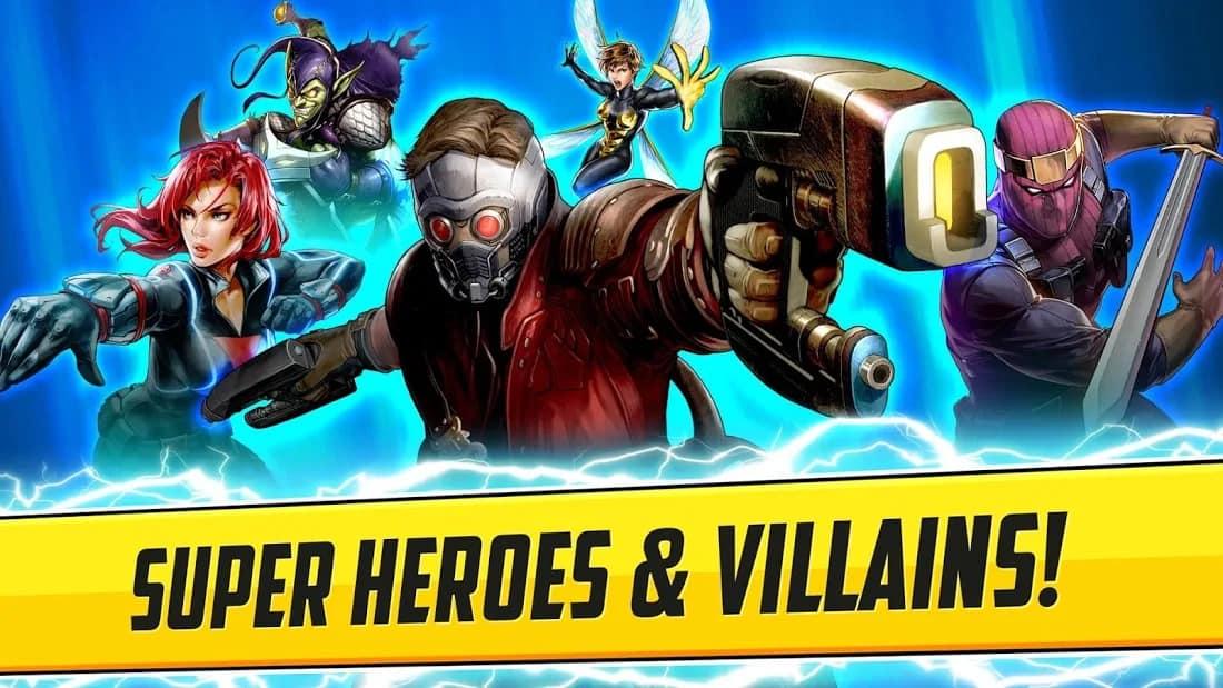 Marvel Battle Lines 1