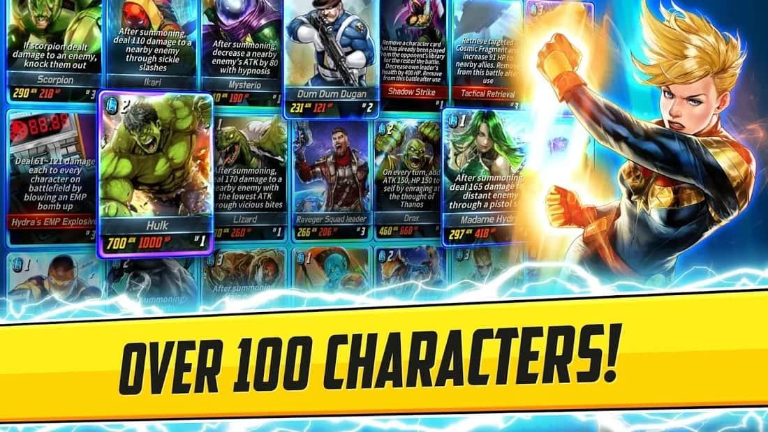 Marvel Battle Lines 2