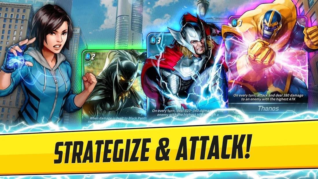 Marvel Battle Lines 3