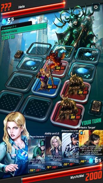 Marvel Battle Lines 6