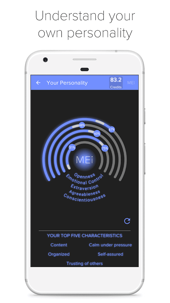 Mei SMS app official image 6