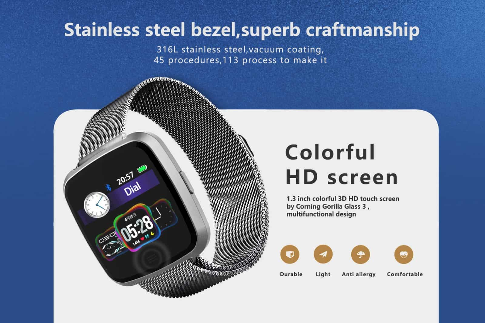 No.1 G12 smartwatch 4