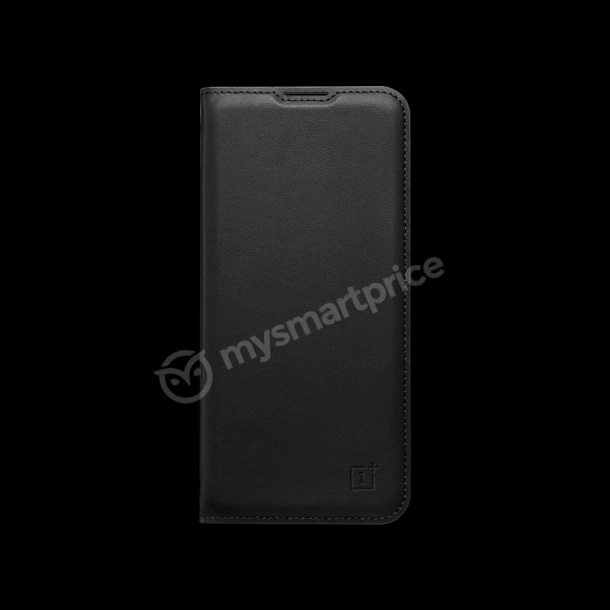 OnePlus 6T Flip Cover Black leak 1