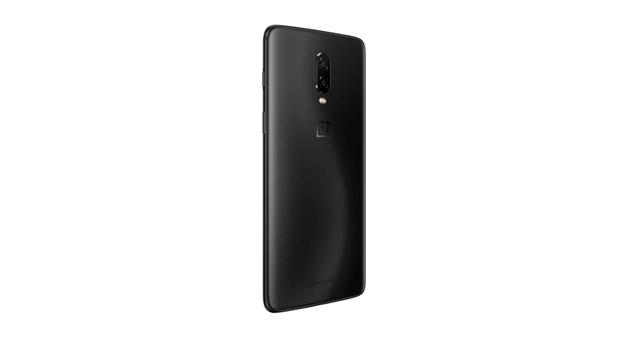 OnePlus 6T Official Product Render 2