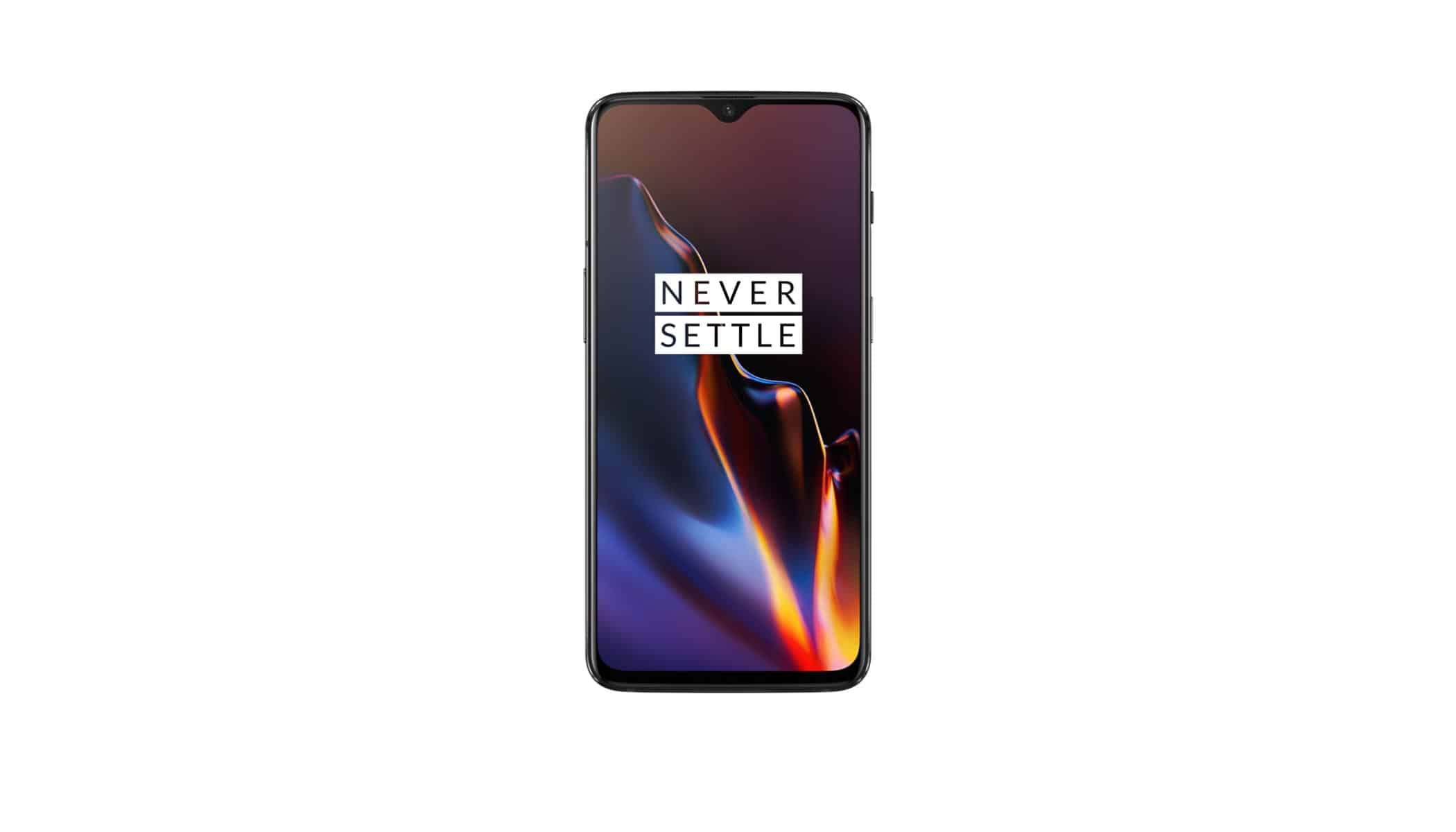 OnePlus 6T Official Product Render 7