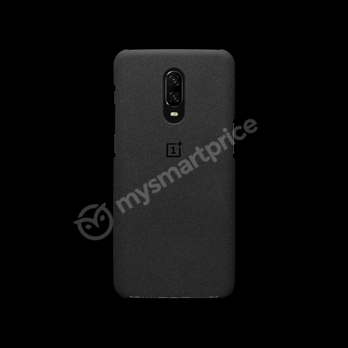 OnePlus 6T Protective Case Sandstone leak 1