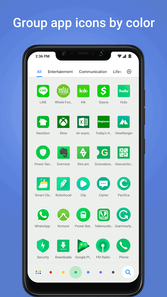POCO Launcher official image 13