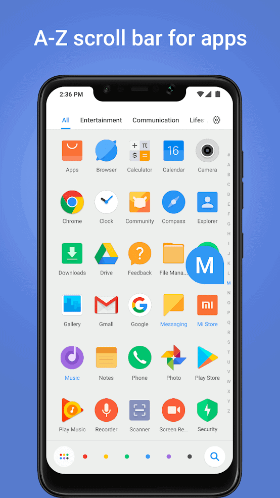 POCO Launcher official image 14