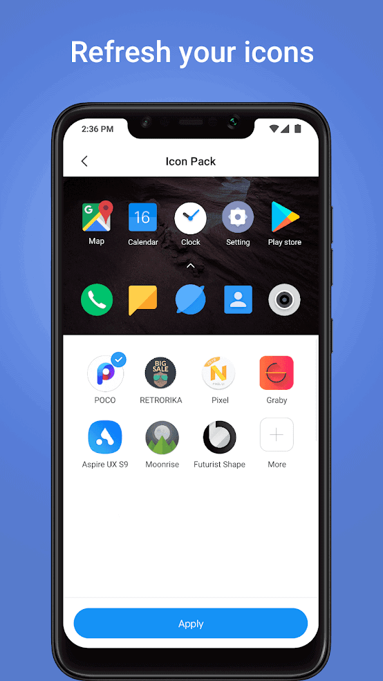 POCO Launcher official image 15