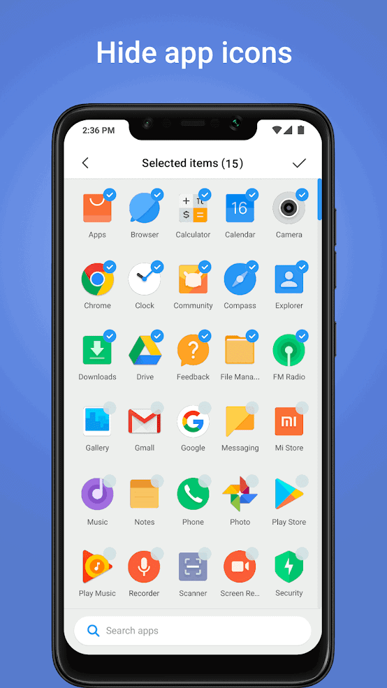 POCO Launcher official image 16