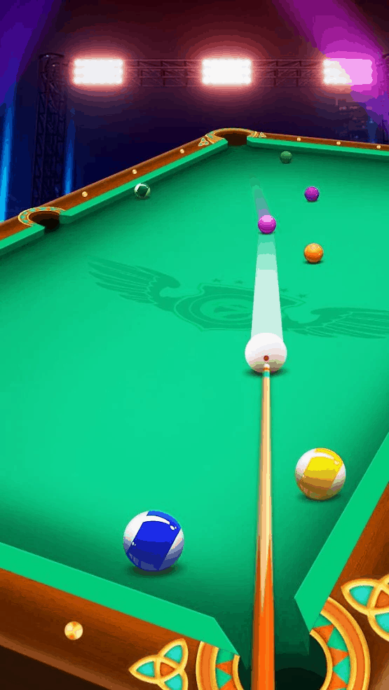 Top 10 Best Android Games — Pool — October 2018