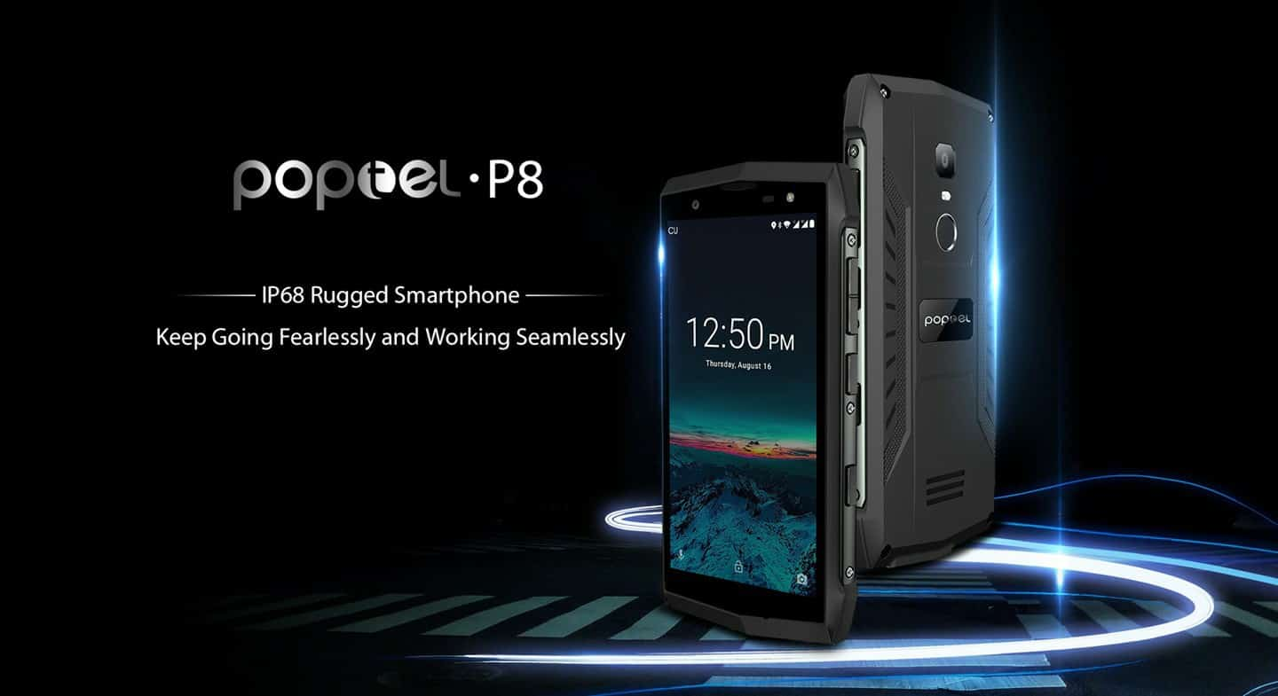 Poptel P8 official image 2