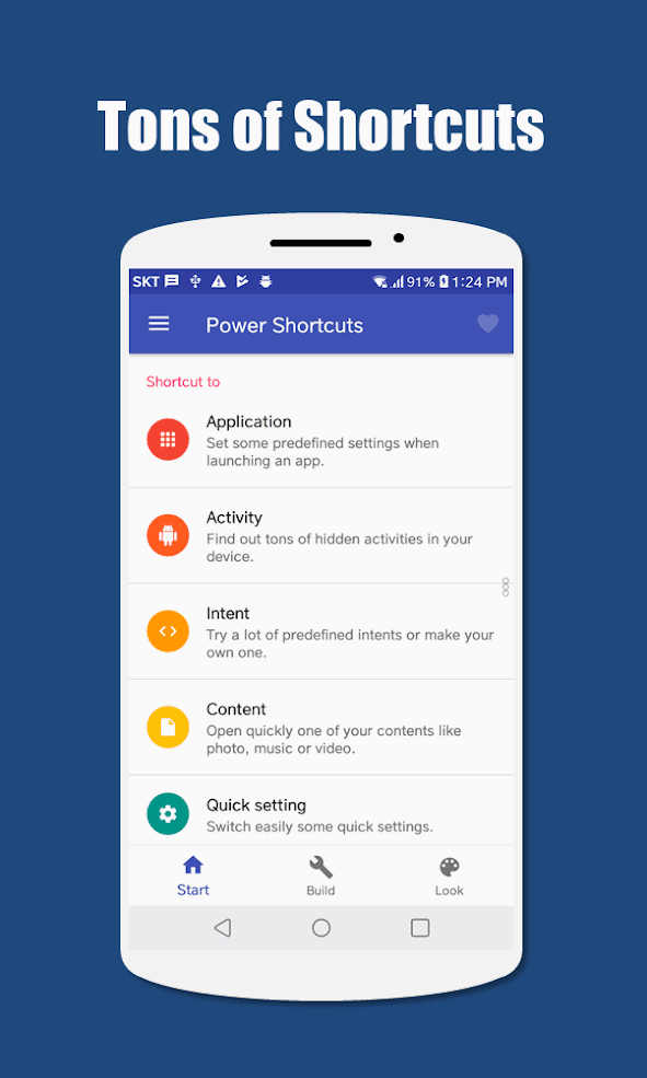 Power Shortcuts app image 1
