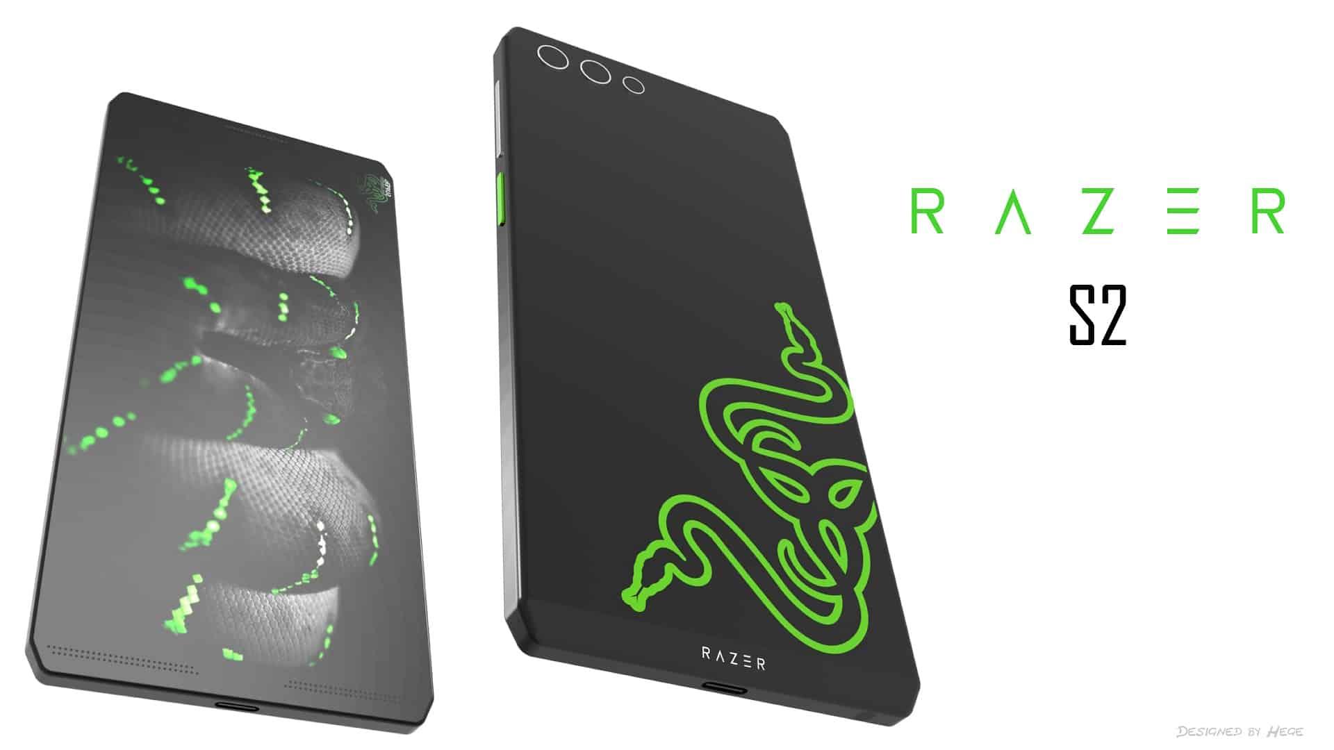 Razer Phone 2S concept 1
