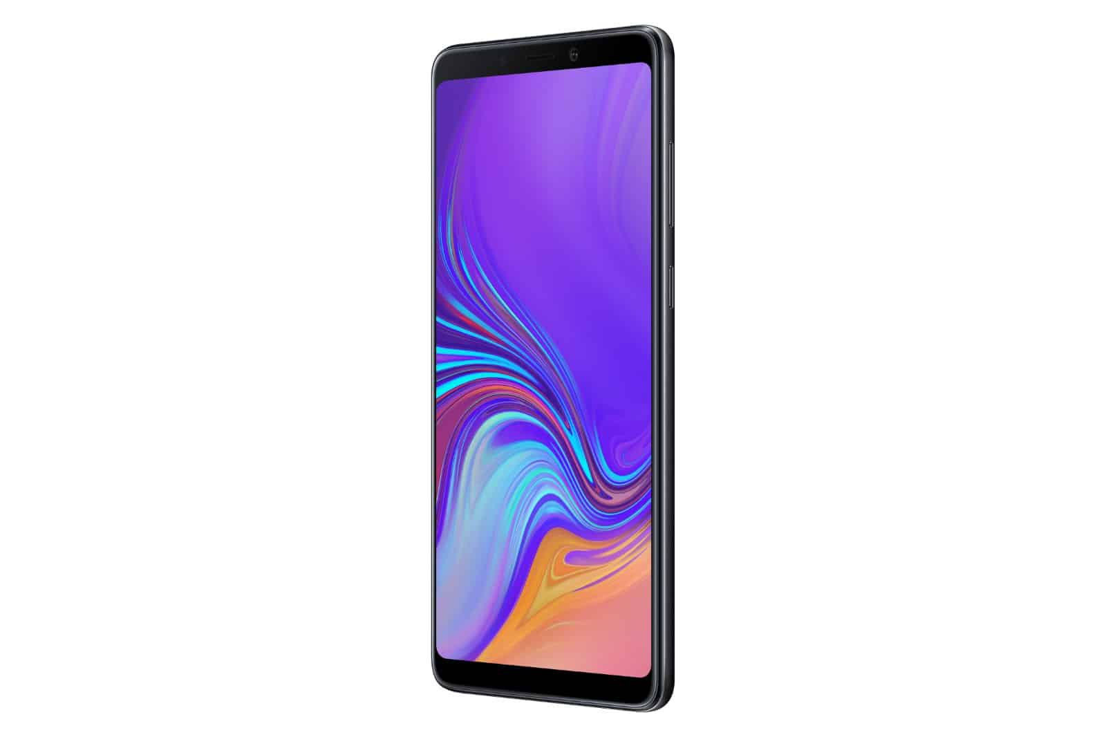 Samsung Intros Galaxy A9 (2018), World's First Quad Camera Smartphone