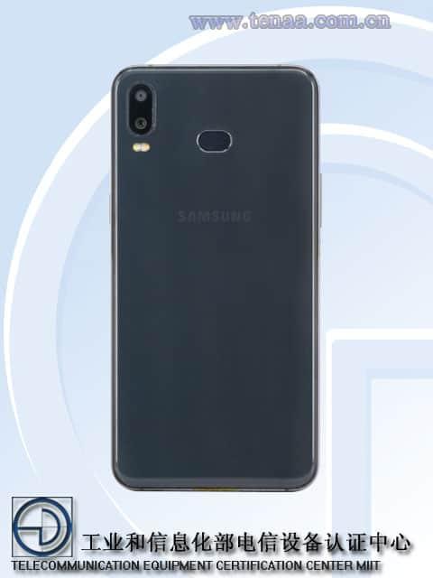 Samsung Galaxy P30 TENAA 2