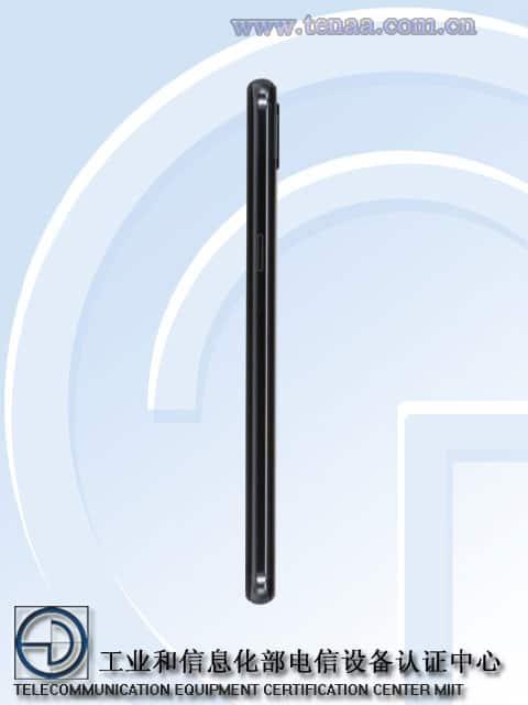 Samsung Galaxy P30 TENAA 4