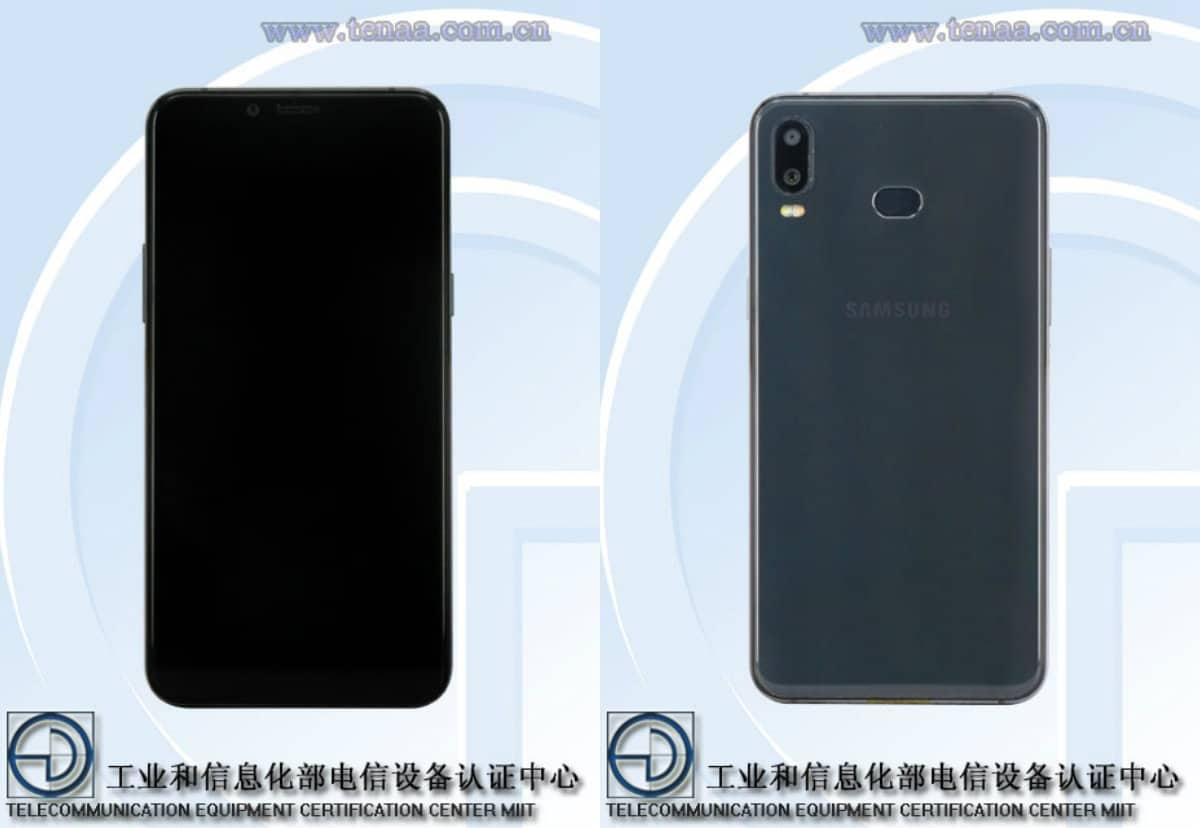 Samsung Galaxy P30 TENAA 5