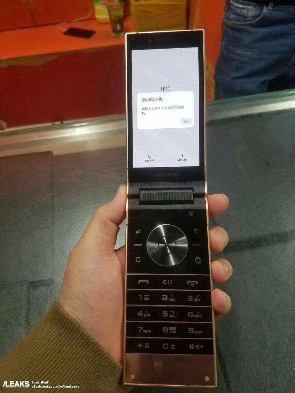 Samsung W2019 real life leak 1