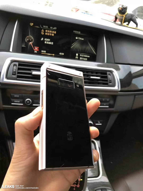 Samsung W2019 real life leak 7