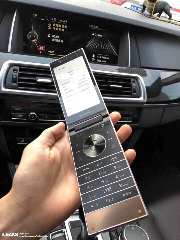 Samsung W2019 real life leak 8