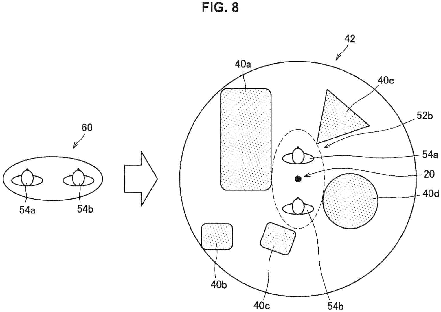 Sony VR Multiplayer Patent EP3383036 img05