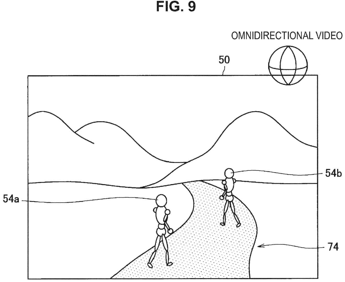Sony VR Multiplayer Patent EP3383036 img06