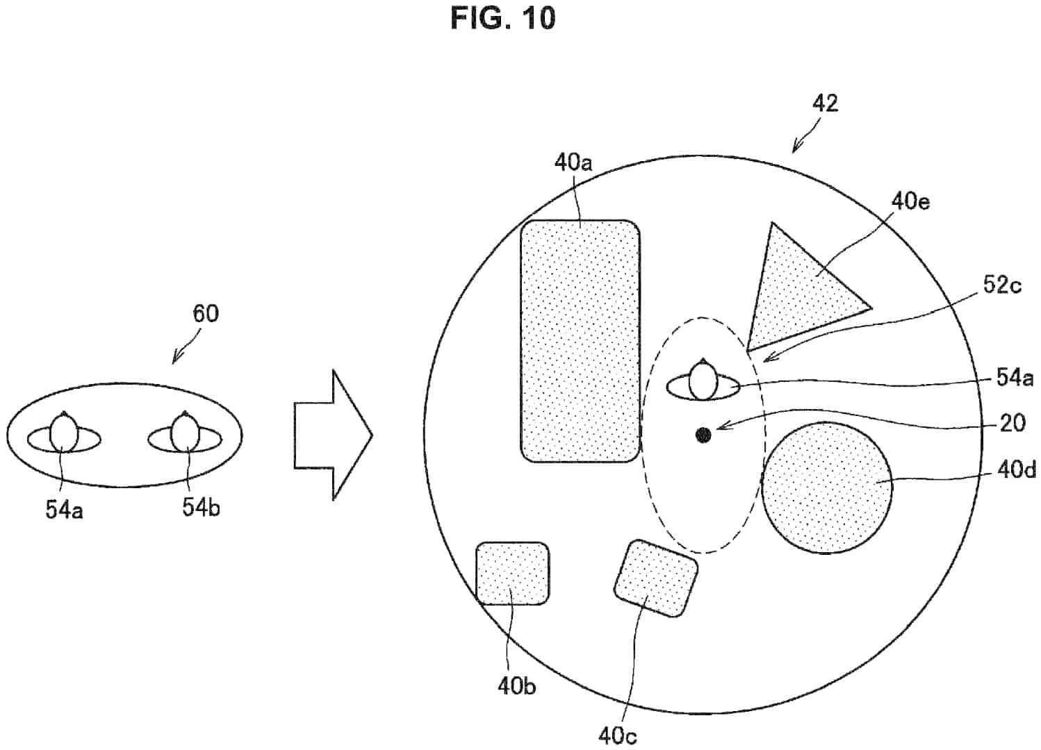 Sony VR Multiplayer Patent EP3383036 img07