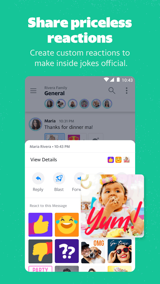 Yahoo Together app 4