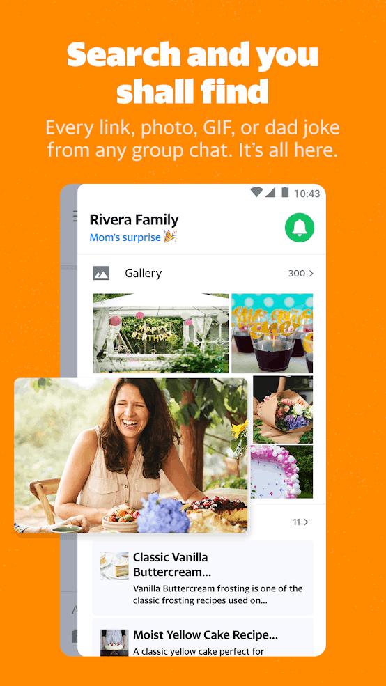 Yahoo Together app 6