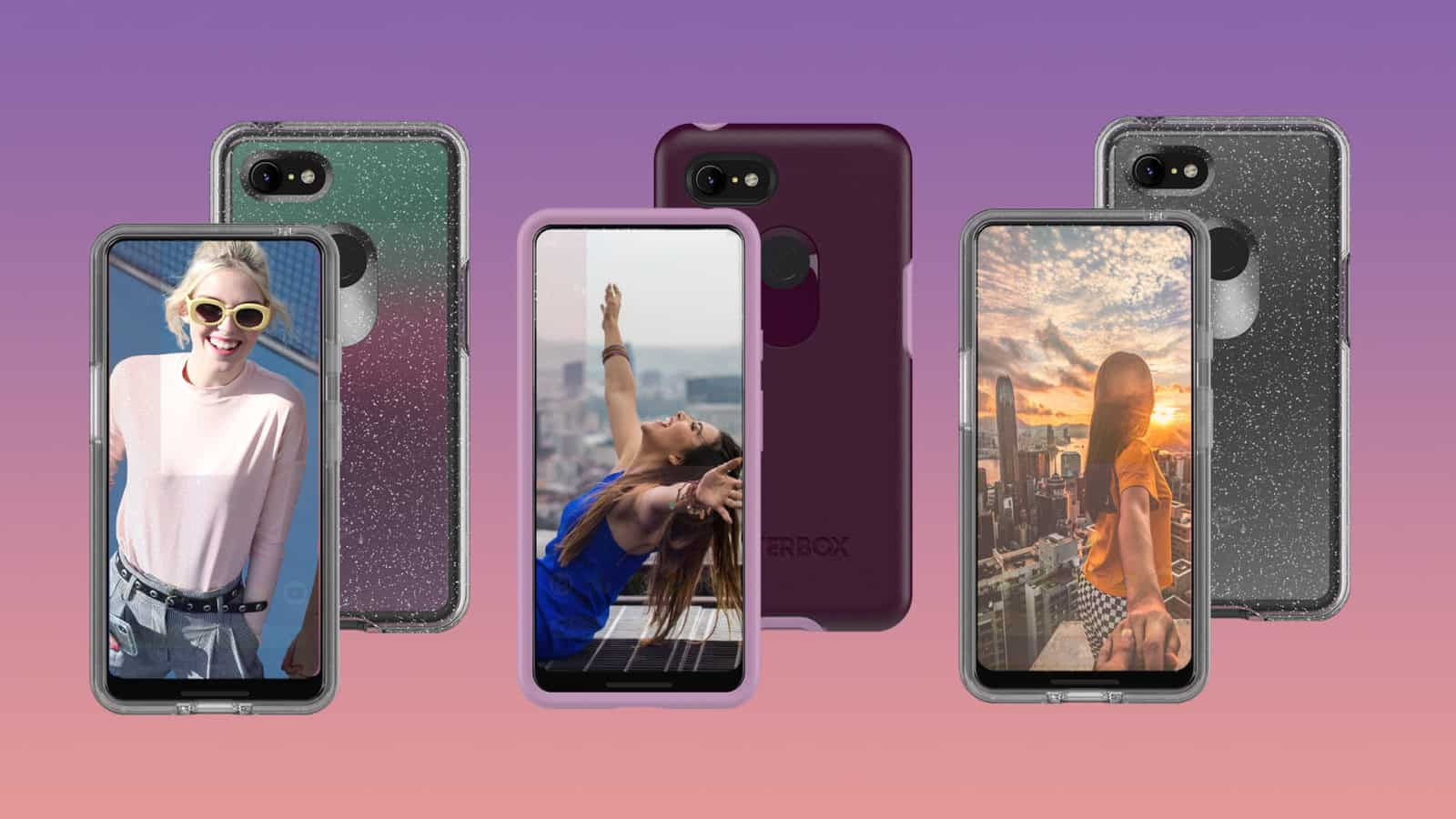 Otterbox Debuts Its Line Of Cases For Google Pixel 3