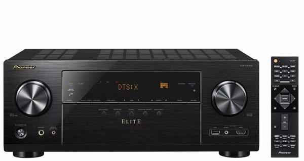 Pioneer Elite Audio & Video Component Receiver - (Amazon)