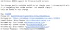 Chrome Browser amd64 for Windows Chromium Gerrit Screencap 01