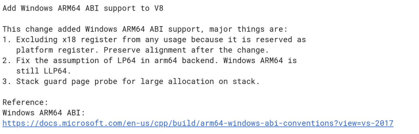 Chrome Browser amd64 for Windows Chromium Gerrit Screencap 02