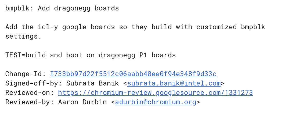 Dragonegg add from Chromium Gerrit