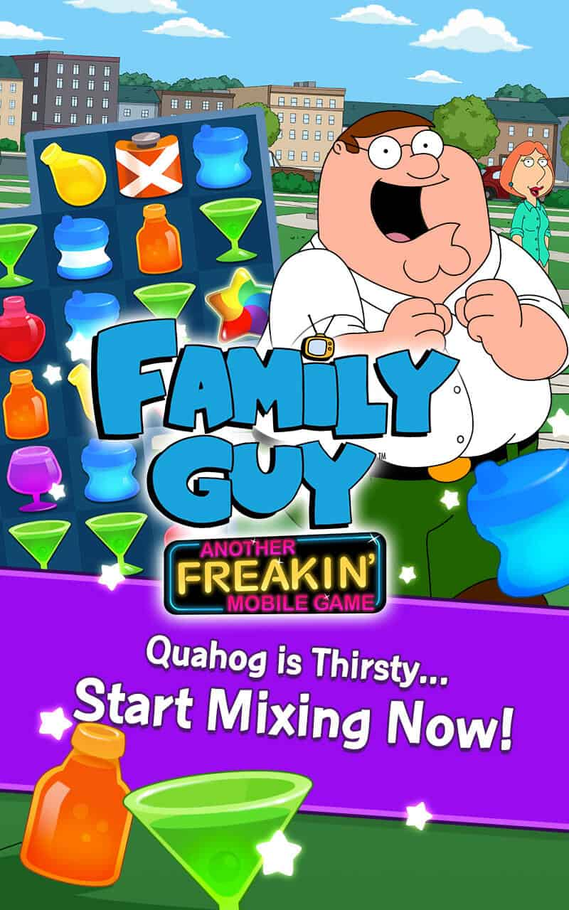 Family Guy AFMG Screenshot 1