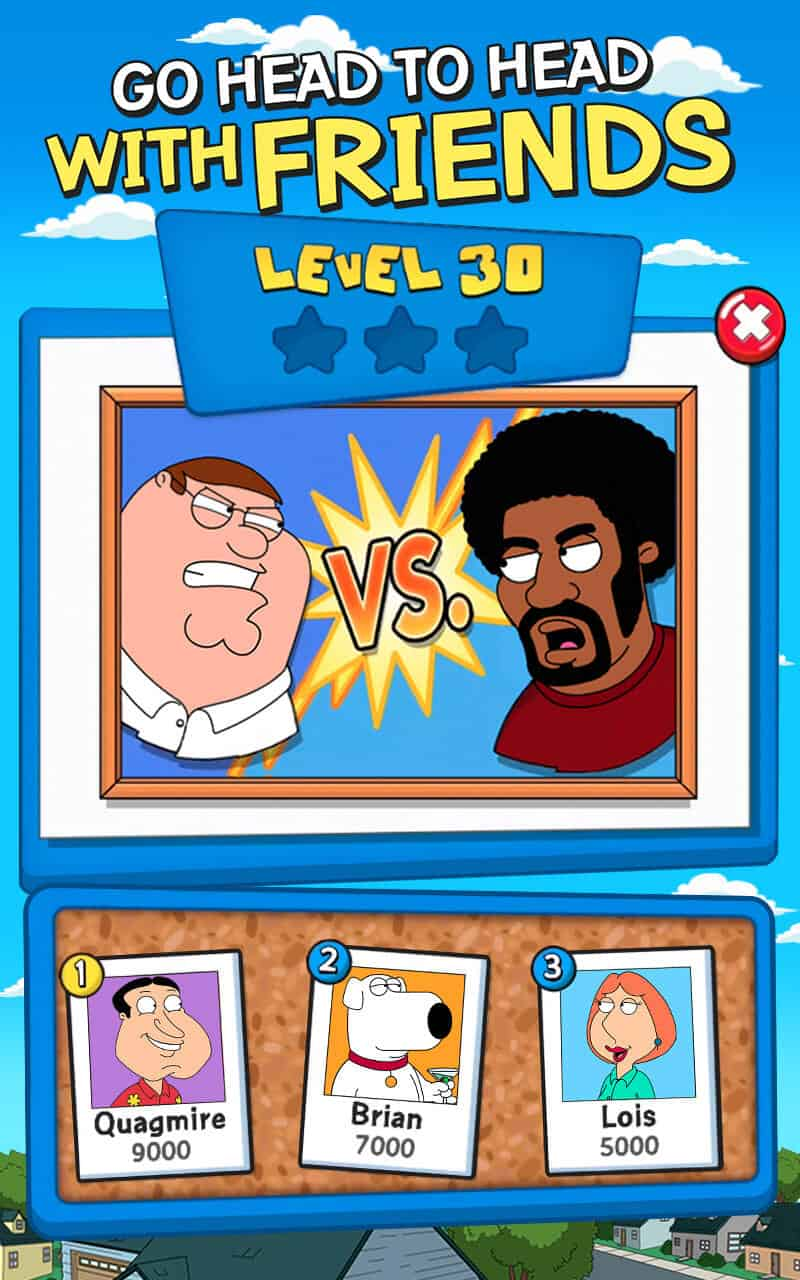 Family Guy AFMG Screenshot 4