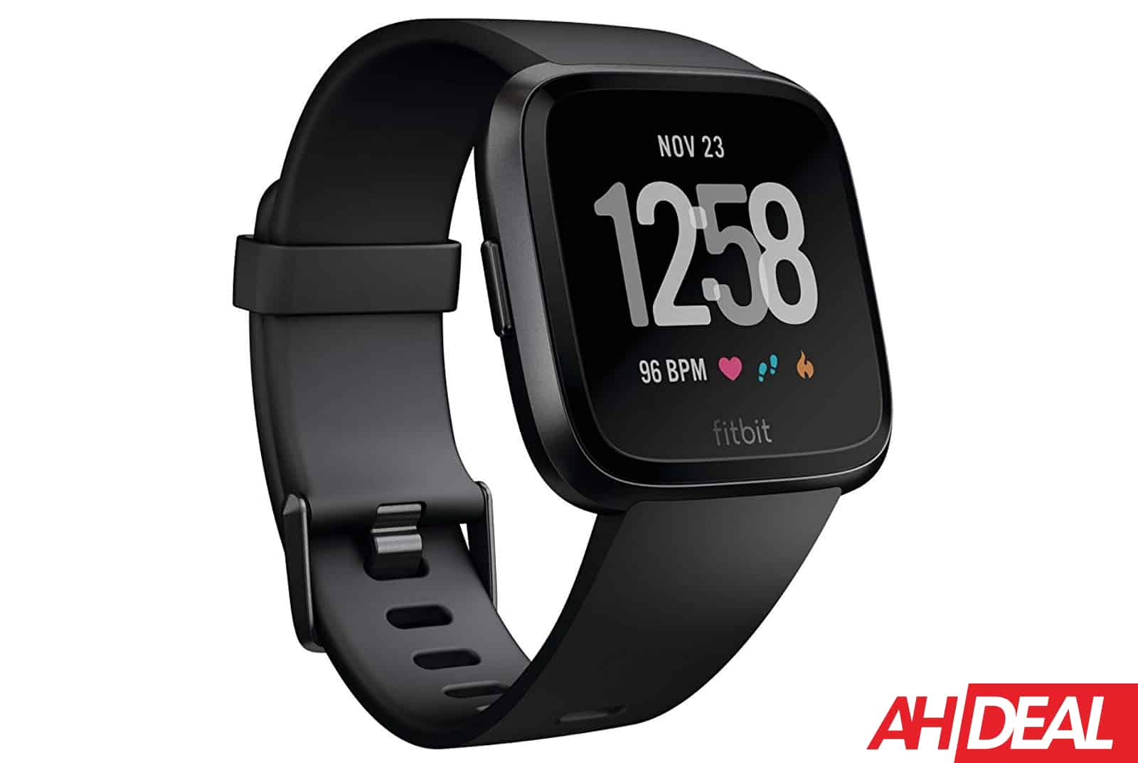 At 149 The Fitbit Versa Smartwatch Is A Bargain Amazon Cyber Monday 2018 Deals
