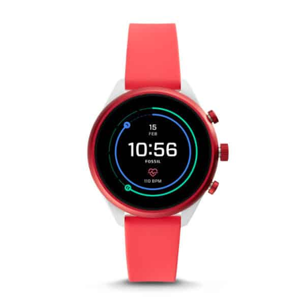 Fossil Sport Red 1