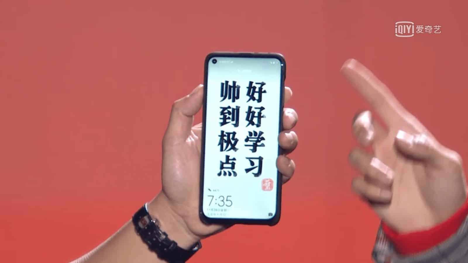 Huawei Nova 4 leak 5