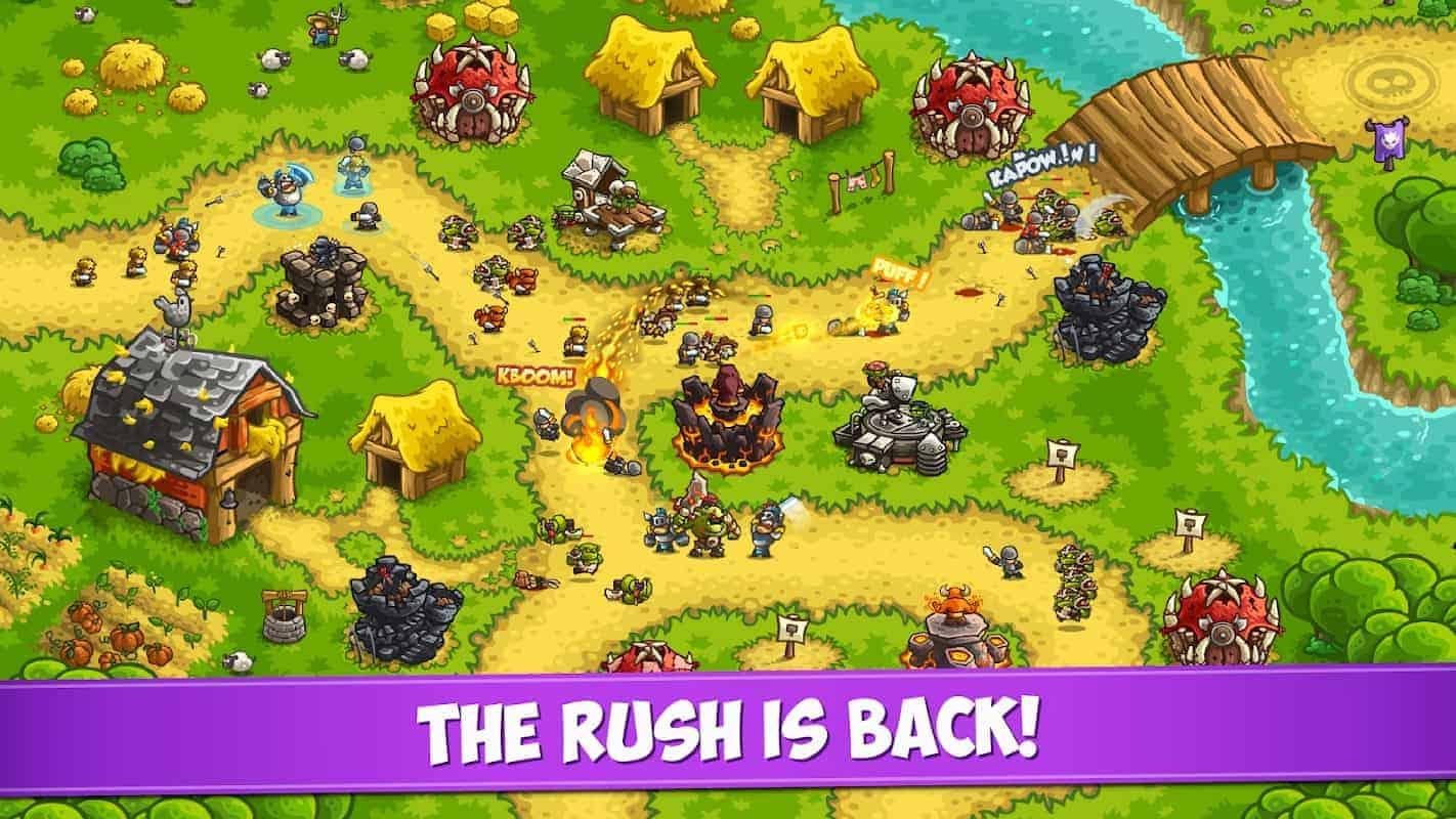 Kingdom Rush Vengeance 1