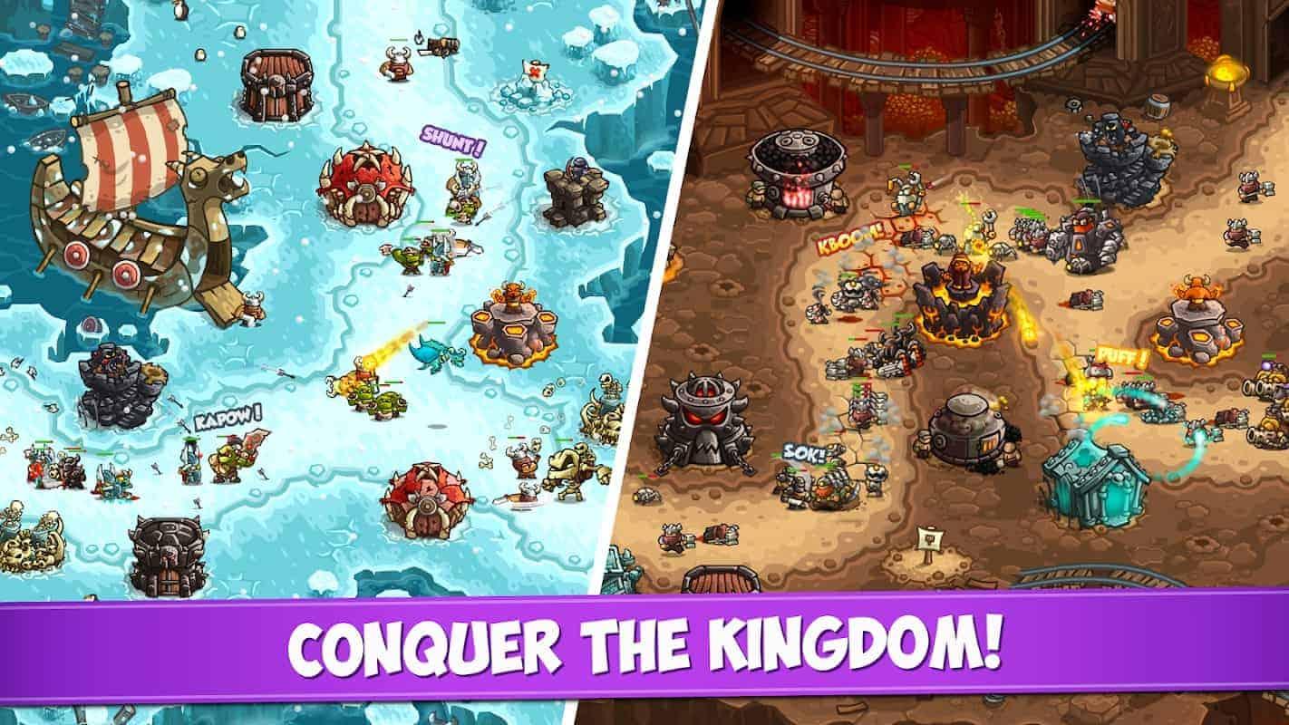 Kingdom Rush Vengeance 3