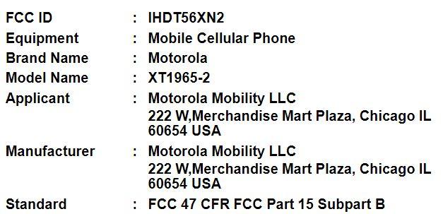 Moto G7 11072018 FCC 1