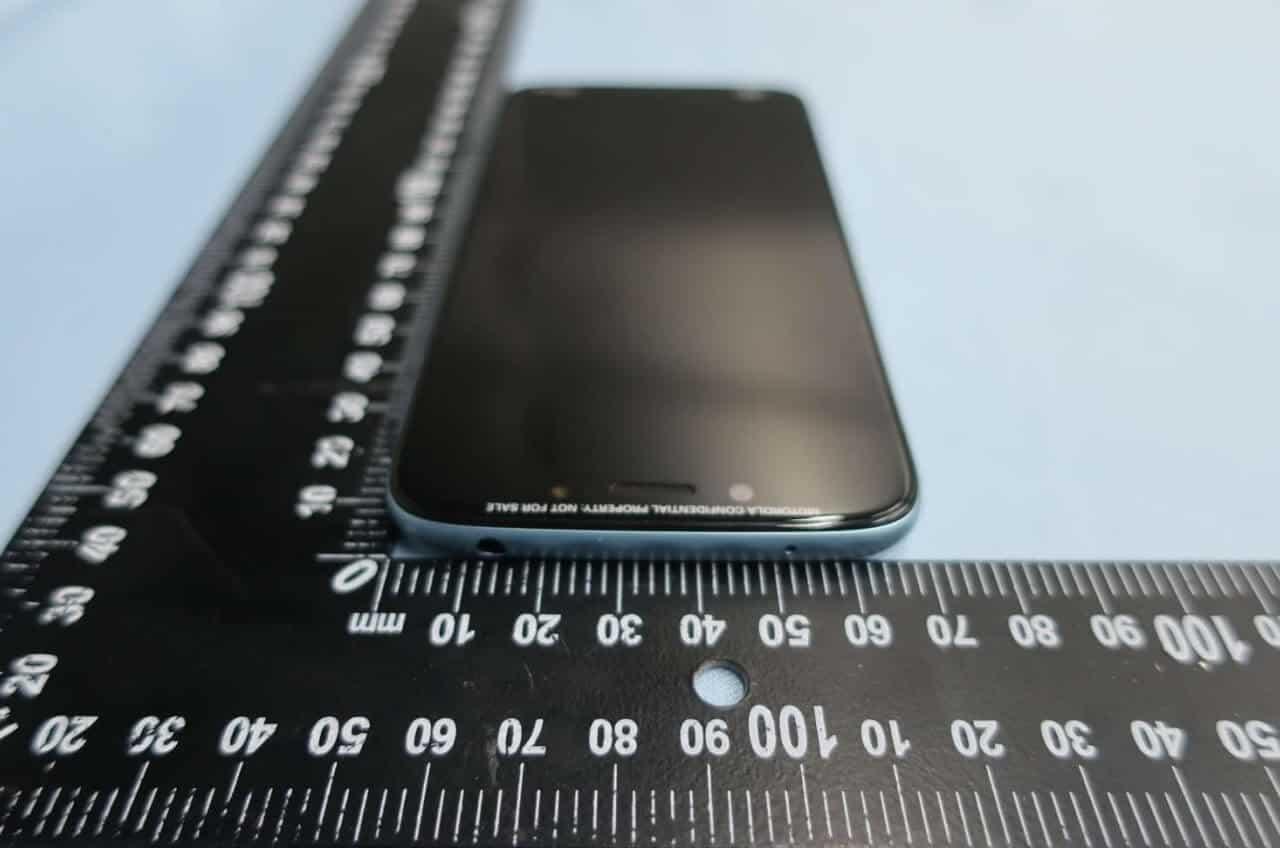 Moto G7 Play FCC singleSIM 04