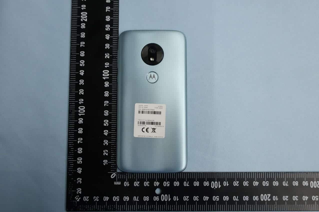 Moto G7 Play FCC singleSIM 06
