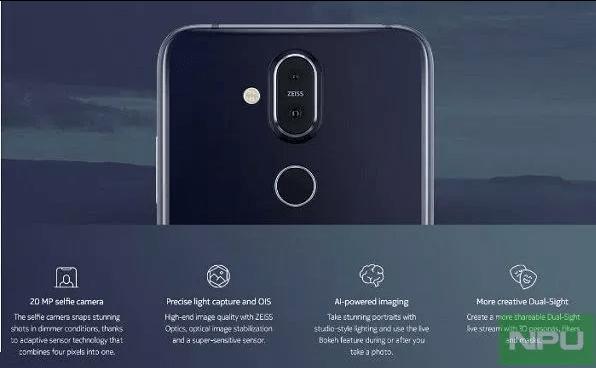 Nokia 8 1 New Renders Marketing Materials 4