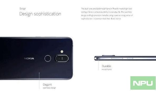 Nokia 8 1 New Renders Marketing Materials 7