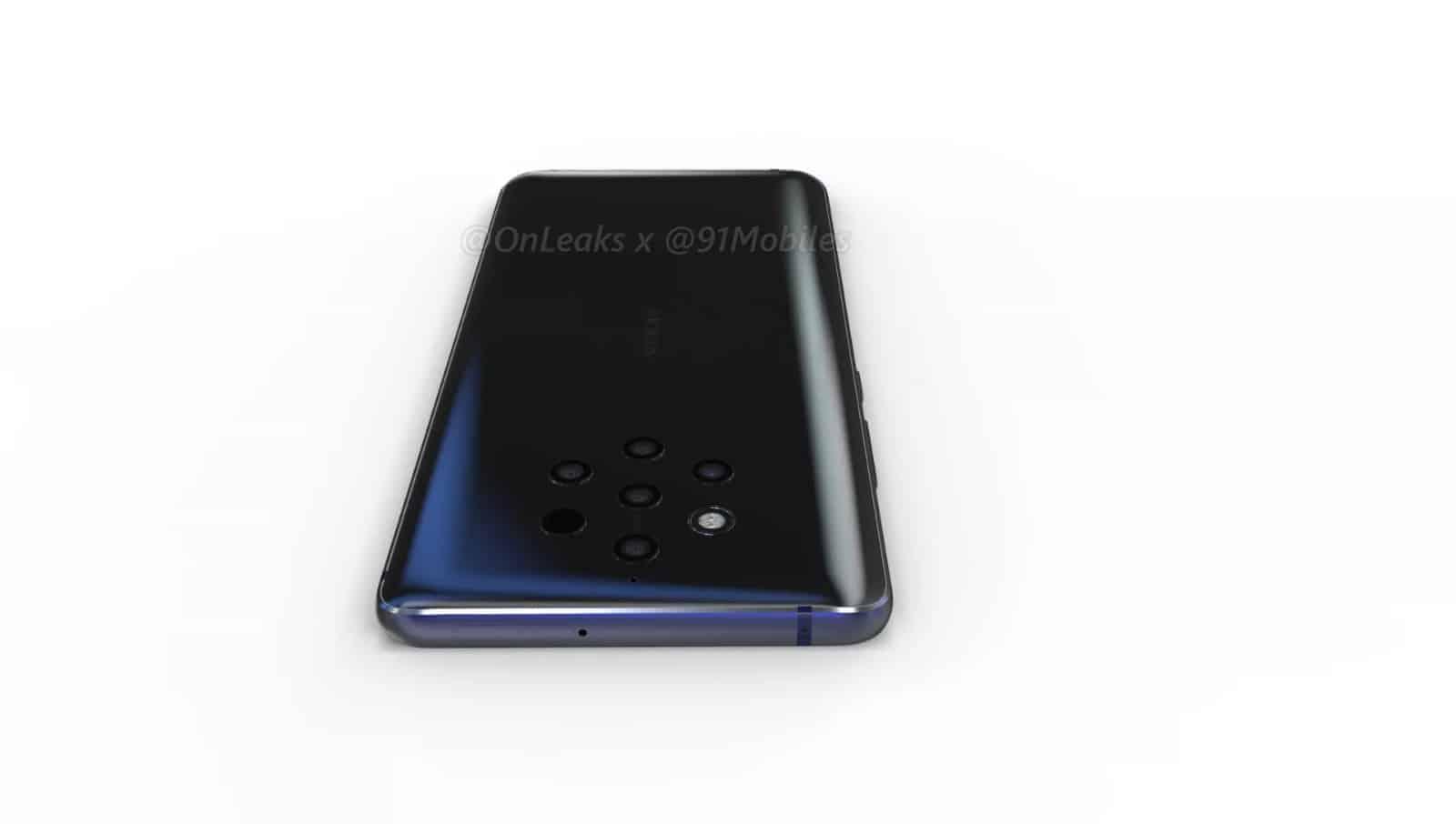 Nokia 9 OnLeaks render 11